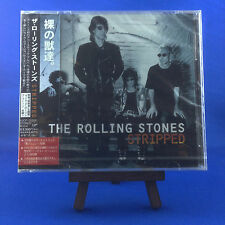 ROLLING STONES: Stripped (RARE OUT OF PRINT JAP CD  With JAP ONLY BONUS TRACK)