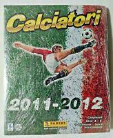 ALBUM CALCIATORI 2011 2012 + SET COMPLETO STICKERS FIGURINE EX SIGILLATO PANINI