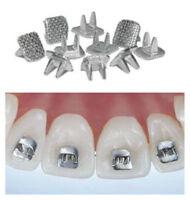 10pcs Dental Orthodontic MIM 80Mesh Bite Opener Wings Tongue Tamers Bite-Builder