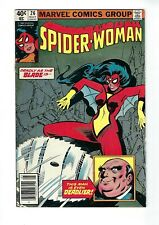 SPIDER-WOMAN # 26 (Cents Issue, MAY 1980), VF