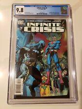 Infinite Crisis 3 (Jim Lee) CGC 9.8, DC Comics freshly graded