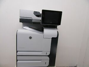 HP LaserJet Ent 500 Color MFP M575f M575 Printer A4 Under 18K XtraTray WARRANTY!