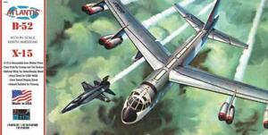 Atlantis Models Model Kit Boeing B-52 w/X-15 (1/175 Scale) SW