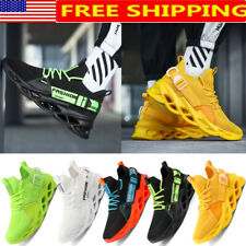 Men's Womens Sneakers Athletic Shoes Tennis Breathable Running Jogging Casual US