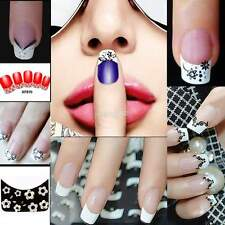 15 3D Design Adesivi per unghie Nail Art Sticker Manicure decorazione Hot SA88