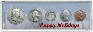 Happy Holidays Coin Gift Set, 1950