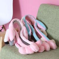 Funny Creative bunny rabbit Moving Ears  Ear headband  for Party cosplay