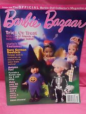 Barbie Bazarr .The Barbie Doll Collector'S Magazine.October 1999