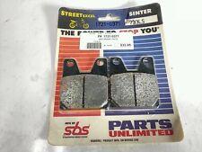 Parts Unlimited SBS Brake Pads 1721 0371