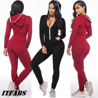 Women Ladies Clubwear Casual Playsuit Bodycon Party Jumpsuit Romper Trousers