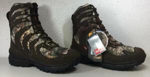 Browning Mens Buck Seeker Realtree Xtra 400g Waterproof Big Game Boots NEW