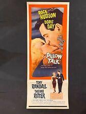PILLOW TALK '59 DORIS DAY & ROCK HUDSON KISSING INSERT