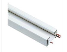 Royal Pacific 4 ft.Track Lighting Single Circuit Brushed Aluminum (12 pack)