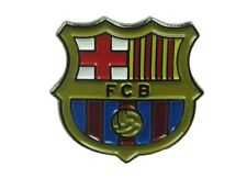 Neu Original FC Barcelona Anstecker Pin Badge