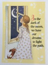 Mary Engelbreit Handmade Magnets-In The Dark of the Moon