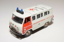 RUSSIAN CAR USSR CCCP UAZ YA3-452 A-41 AMBULANCE EXCELLENT CONDITION RARE SELTEN