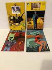 ROBIN 1,2,3,4 complete set ROBIN year one 1-4