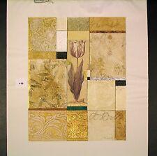 "Original  Mixed  Media by RIchard Hall ""Floral XI"""