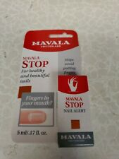 Mavala - STOP Helps Cure Nail Biting & Thumb Sucking 0.17oz - NEW - WH2