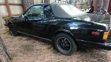 1981 Other Makes No Reserve ! Rare Lancia Beta Zagato Spyder Special Edition