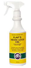 NEW IAH Flint's Medicated Oil Wound Spray for Horses, Cattle & Sheep 500ml