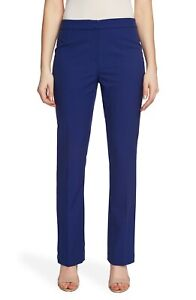 NEW CHAUS BLACK  BLUE  CAREER PANTS SIZE 14 SIZE 16 $69