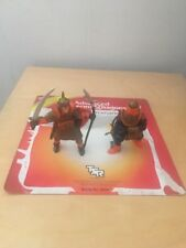 Advanced Dungeons & Dragons - Sarken Mercenaries - Vintage 1982 - TSR LJN