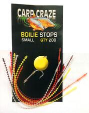 Carp craze Boilie Bait Dumbell Stops qty 200