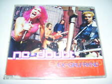 NO DOUBT - EX - GIRLFRIEND 4tr. MAXI CD EU 2000