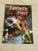 Fantastic Four The Trial Of Galactus 1 1989 VF TPB 1St. Marvel High End