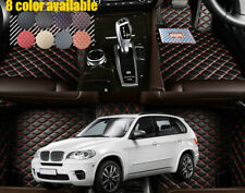 RHD Car floor mat For BMW X5 E70 7 seats 2008 09 10 11 12 2013 Right hand drive