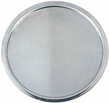 Metalcraft Series 18 Gauge Aluminum Weight Rim Pizza Pan 16-Inch, Silver