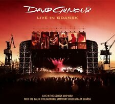 David Gilmour - Live in Gdansk [New CD] With DVD