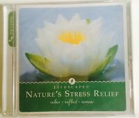 """""""Nature's Stress Relief"""" relax - reflect - renew CD Lifescapes (2012) Brand New"""
