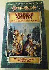 Mark Anthony & Ellen Porath - Kindred Spirits - US TSR paperback - April 1991