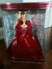 MATTEL HOLIDAY Celebration Barbie 2002 Special Edition  New in box