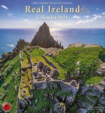 Real Ireland Calendar 2021 -  Large Wall Calendar