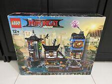 LEGO 70567 Ninjago City Docks Brand New Sealed HEAVILY DAMAGED BOX Check Photos