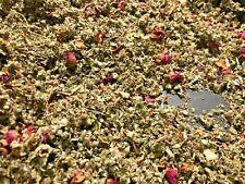 Red Clover Marshmallow Red Raspberry Rose Mullein No.40 Herbal Blend Bulk Mix