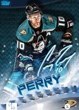 2019 BLADES ICE SIGNATURE COREY PERRY 150cc Topps NHL Skate Digital Card