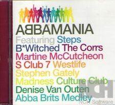ABBAMANIA CD  - £3.49p - *NEW WRAPPED* - 1999 - (REDUCED)