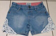 Girls Mantaray Faded Denim Shorts Age 3-4