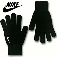 *NEW* Childrens Nike knitted running gym sport  knit  gloves cold weather BNWT