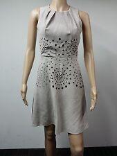 NEW - Jessica Simpson - Sleeveless Knee Length Dress - Size 2 - Beige - $128