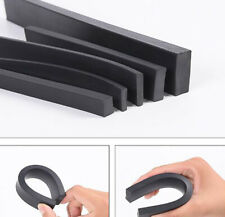 Solide Nitrile Gummi-Vierkantleisten Quadrat Stange Stab Dichtung ölbeständige
