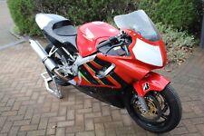 Honda CBR 600 F4 1999 track bike V5 WOW