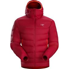 Arcteryx Thorium AR Hoody Down Jacket - Men's Medium - Red Beach color - LN