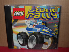 Lego Stunt Rally PC CD-Rom Video Game