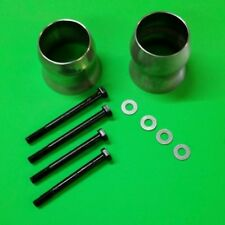 12-16 JK Wrangler Exhaust Spacer Extension Kit J5305 RT36003 17606.76
