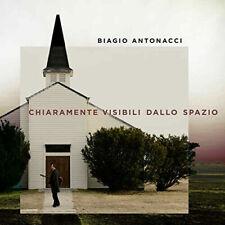 Biagio Antonacci - Chiaramente Visibili dallo Spazio (CD Audio, 2019)
